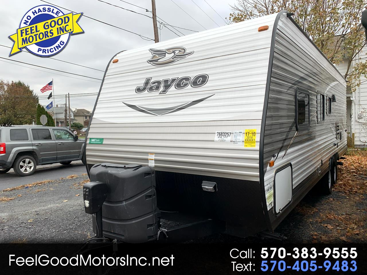 Jayco Jay Flight  16