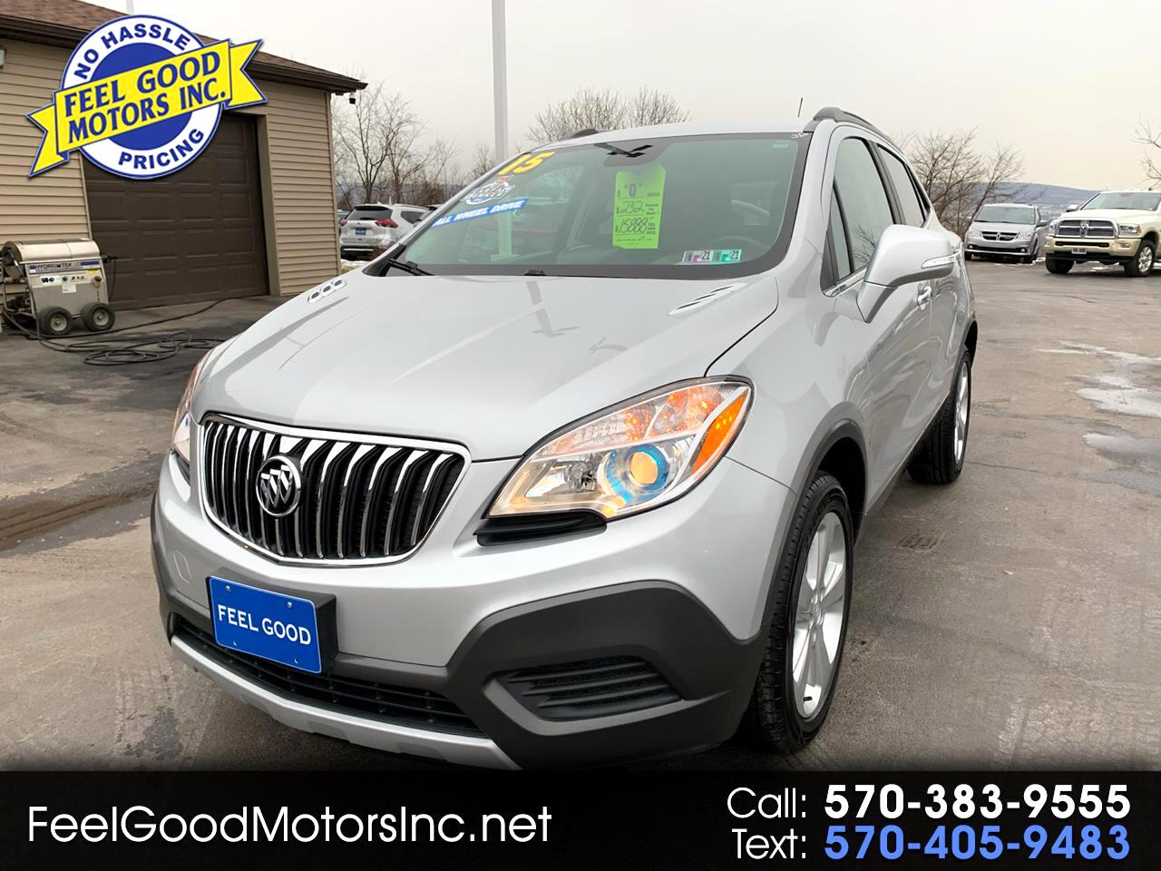 Buick Encore AWD 4dr Preferred 2015