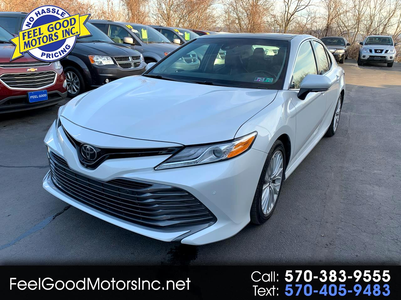 Toyota Camry 2014.5 4dr Sdn I4 Auto XLE (Natl) 2018