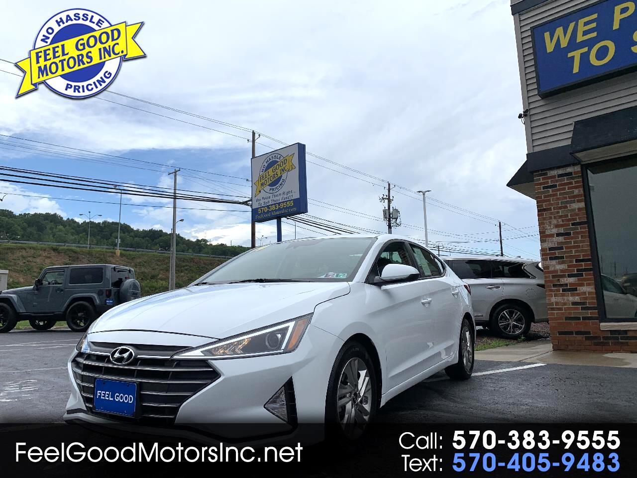 Hyundai Elantra Limited 2019