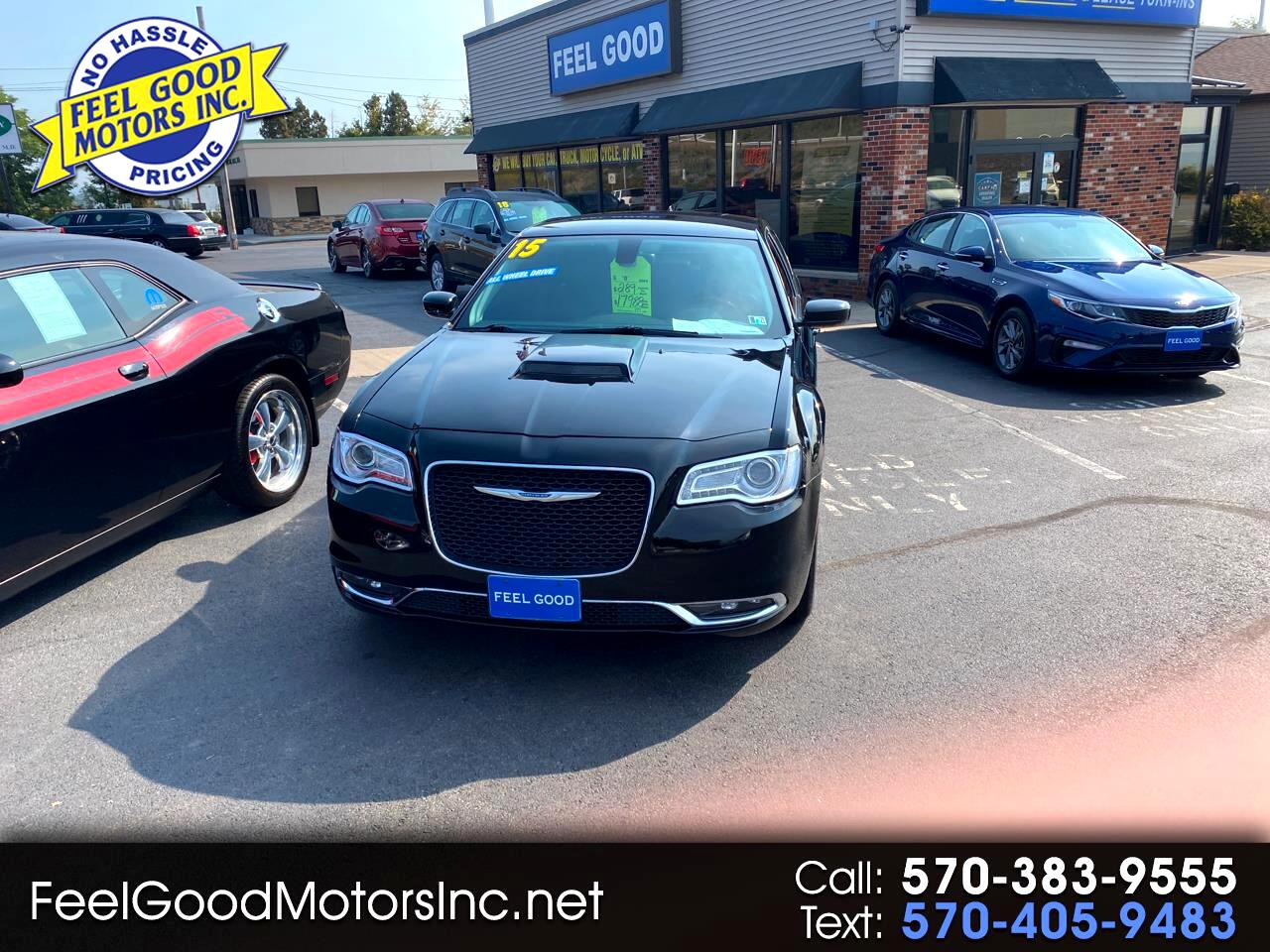 Chrysler 300 Limited AWD 2015