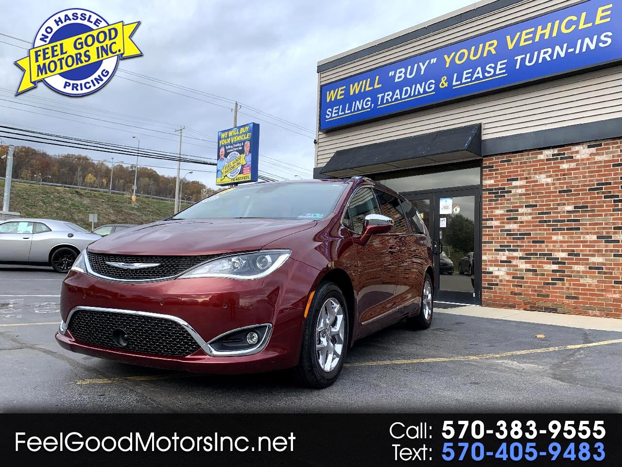 Chrysler Pacifica Limited 2017