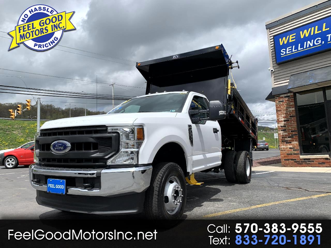 Ford F-350 SD XL DRW 4WD 2020