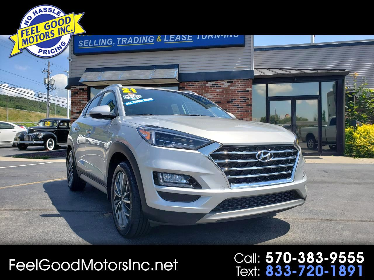 Hyundai Tucson Limited AWD 2021