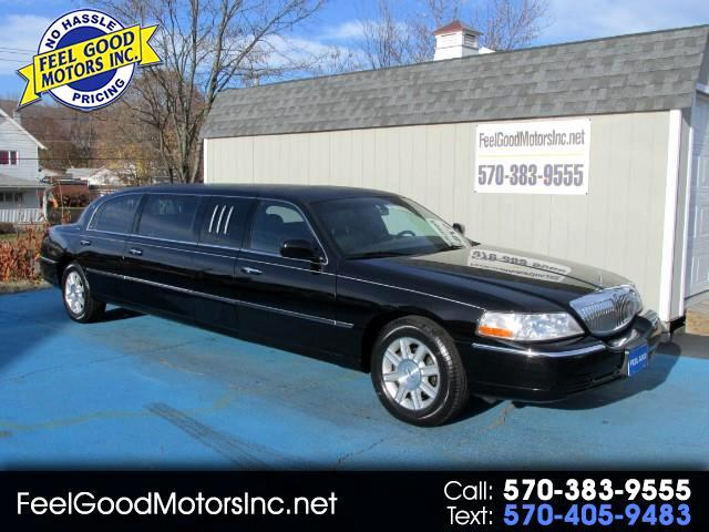 Lincoln Town Car Executive 2009