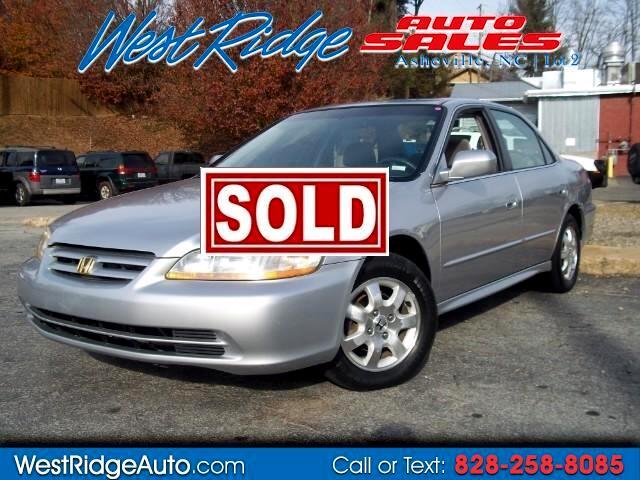 2001 Honda Accord EX