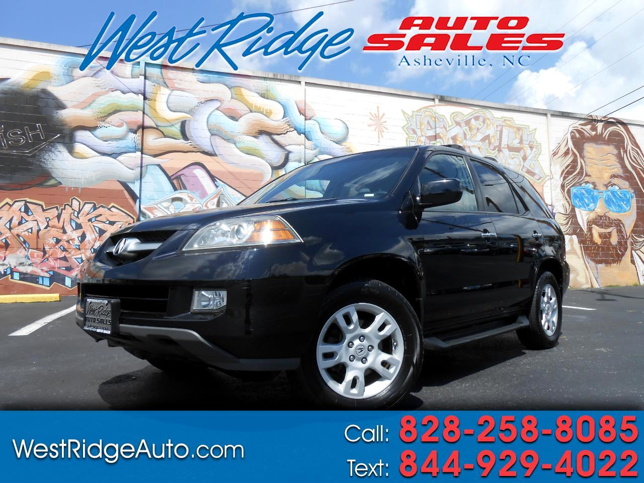 Acura MDX 4dr SUV AT Touring RES 2005