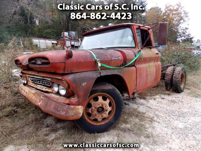1961 Chevrolet Apache 10