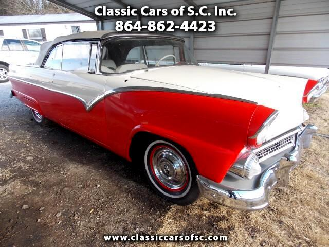 1955 Ford Fairlane 500 Convertible