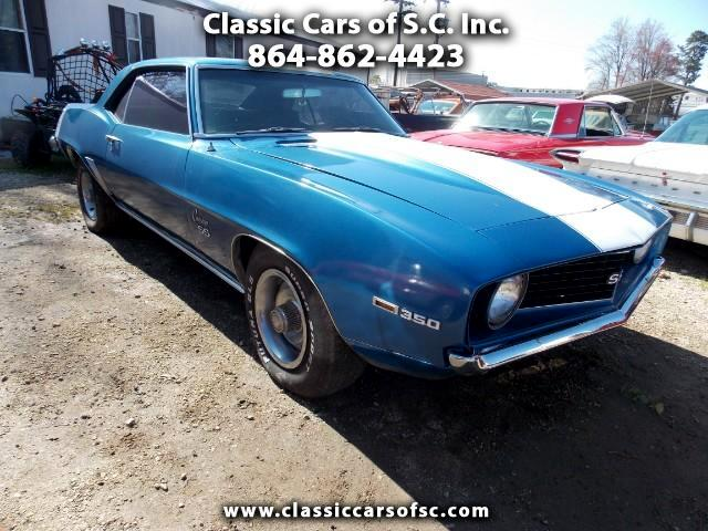 1969 Chevrolet Camaro SS coupe
