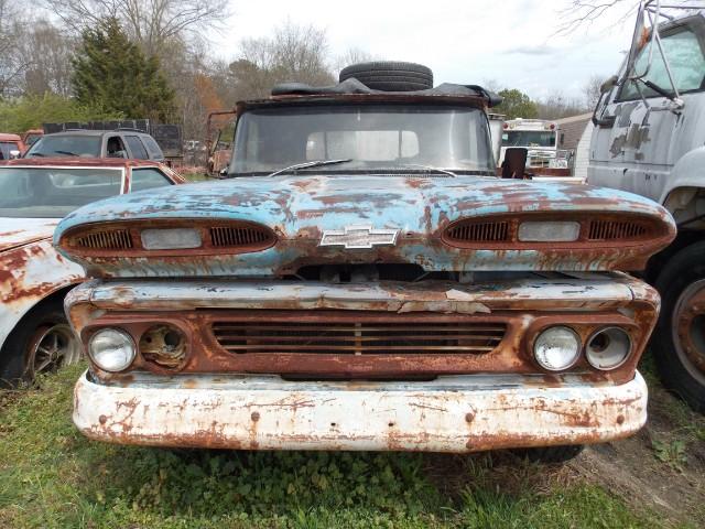 1960 Chevrolet 100 Base