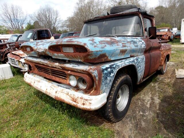 Chevrolet 100 Base 1960