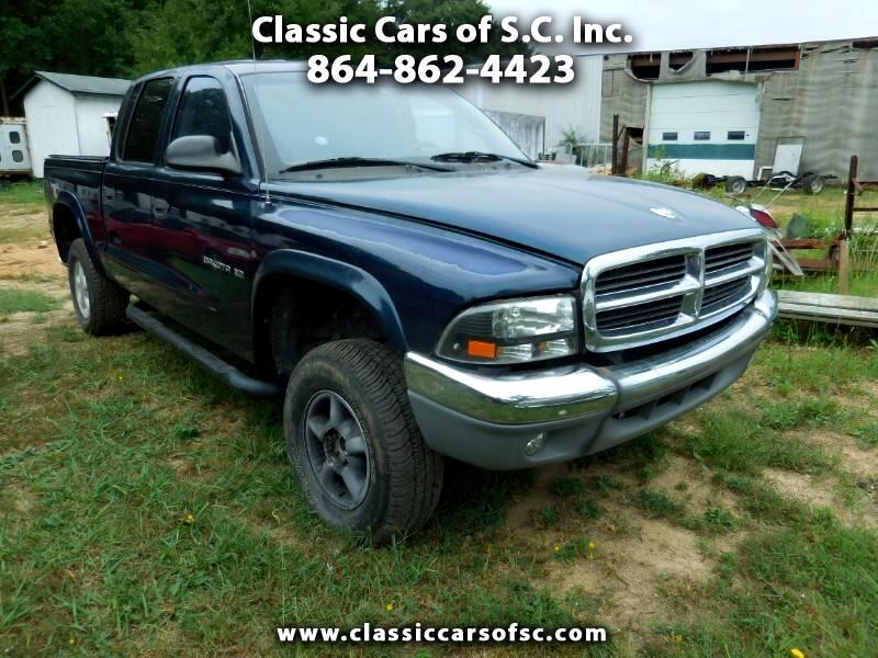 Dodge Dakota SLT Quad Cab 4WD 2002