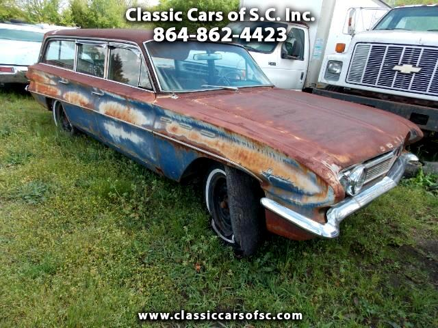 1962 Buick Special Wagon