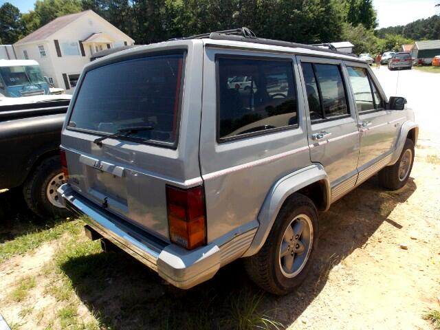 1995 Jeep Cherokee Country 4-Door 2WD