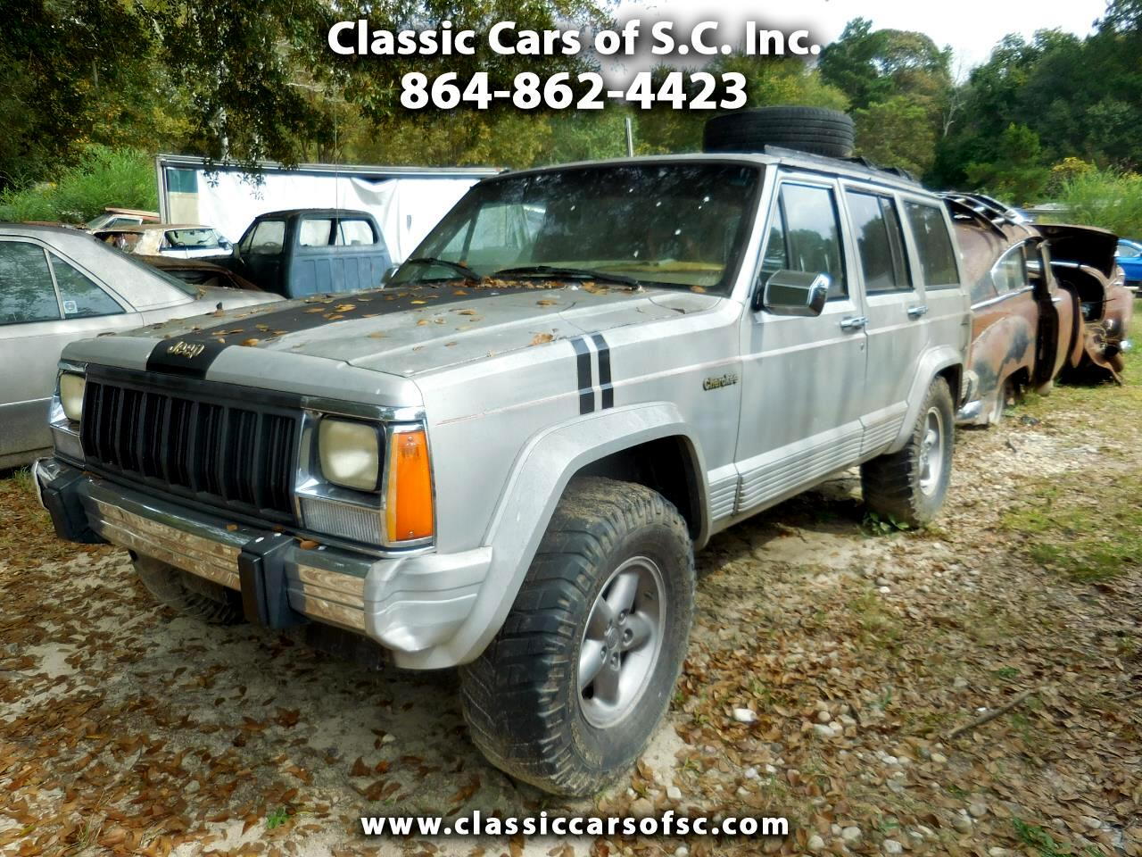 Jeep Cherokee Country 4-Door 2WD 1995