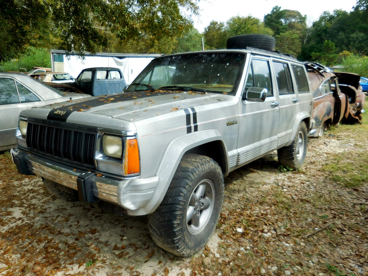Jeep Cherokee 4dr Country 1995