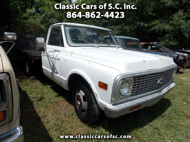 1971 Chevrolet C/K 30 Regular Cab 2WD