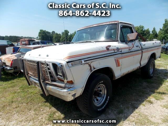 1979 Ford Ranger 4x4