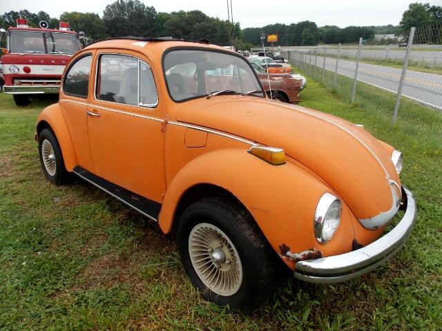 Volkswagen Super Beetle  1972