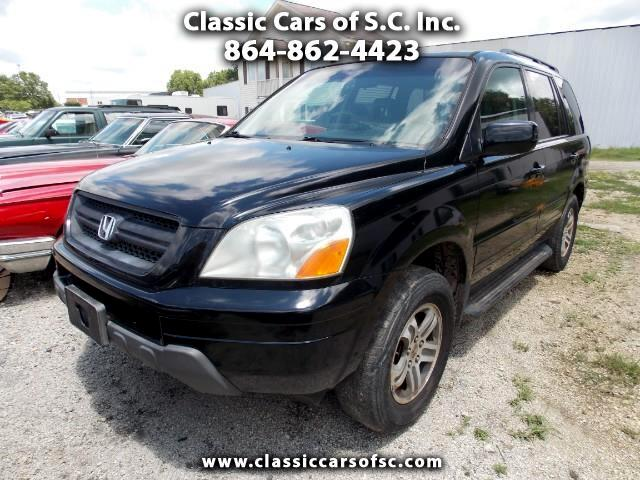 2003 Honda Pilot EX w/ Leather