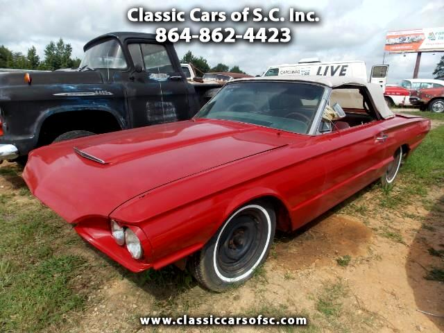 1964 Ford Thunderbird 2dr Convertible Premium