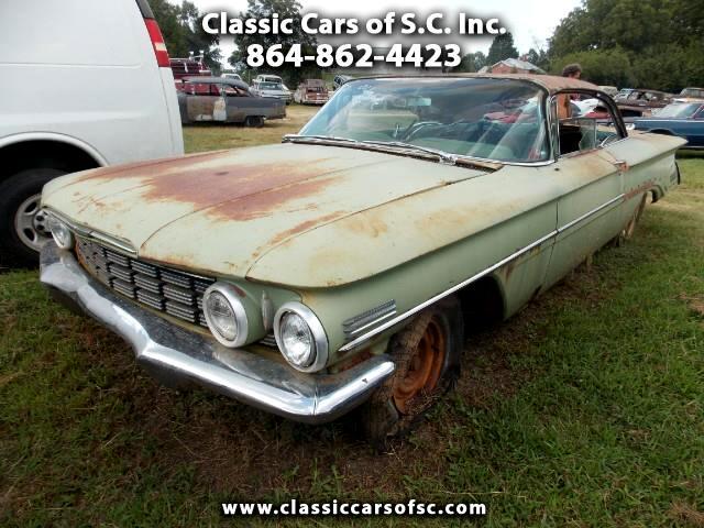 1960 Oldsmobile Super 88 2-Door