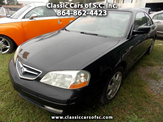 2002 Acura CL Coupe