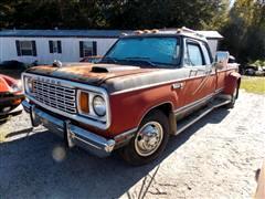 1978 Dodge RAM 350