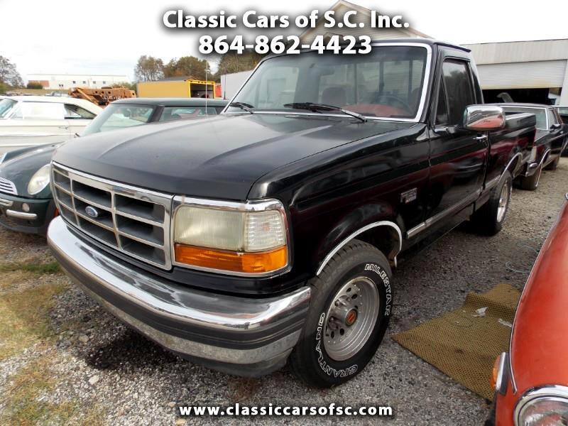 1993 Ford F-150 XL Reg. Cab 2WD