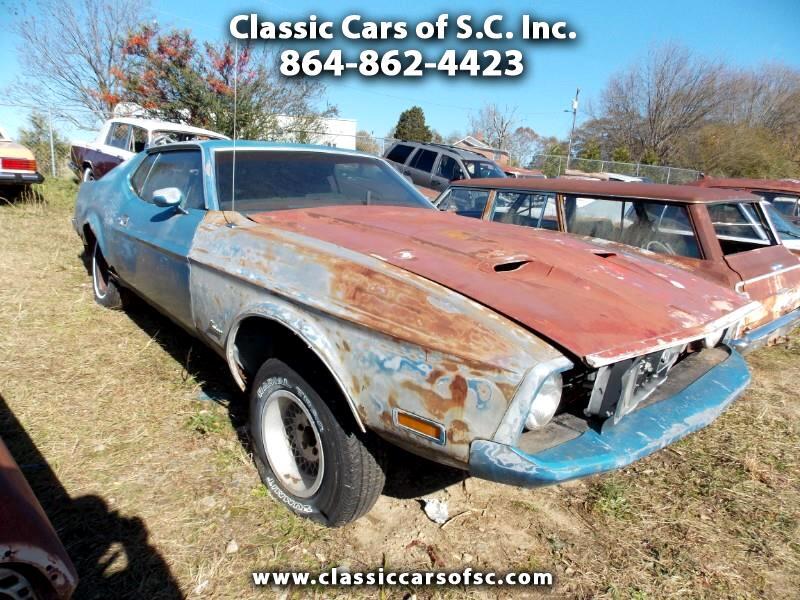 1973 Ford Mustang 2dr Fastback V6