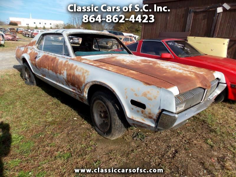 1967 Mercury Cougar Coupe