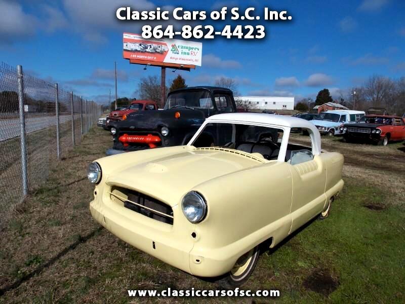 1954 Nash Metropolitan Coupe