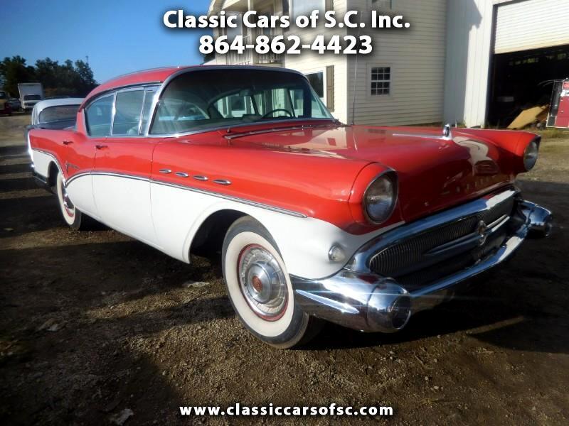 Buick Roadmaster  1957
