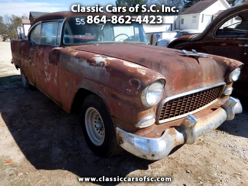 1955 Chevrolet BelAir 2-door