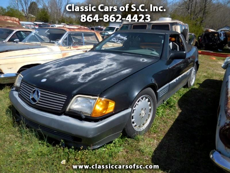 1991 Mercedes-Benz 500 SL coupe