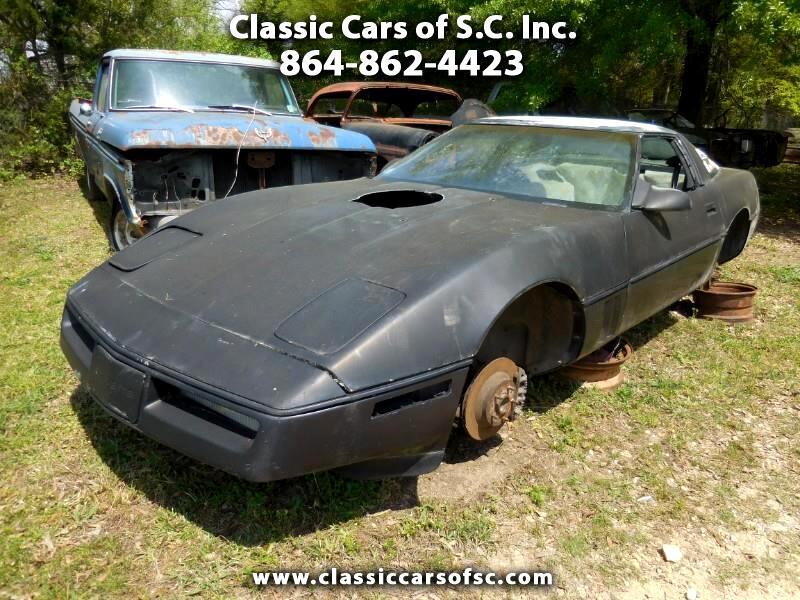 1989 Chevrolet Corvette 2dr Hatchback