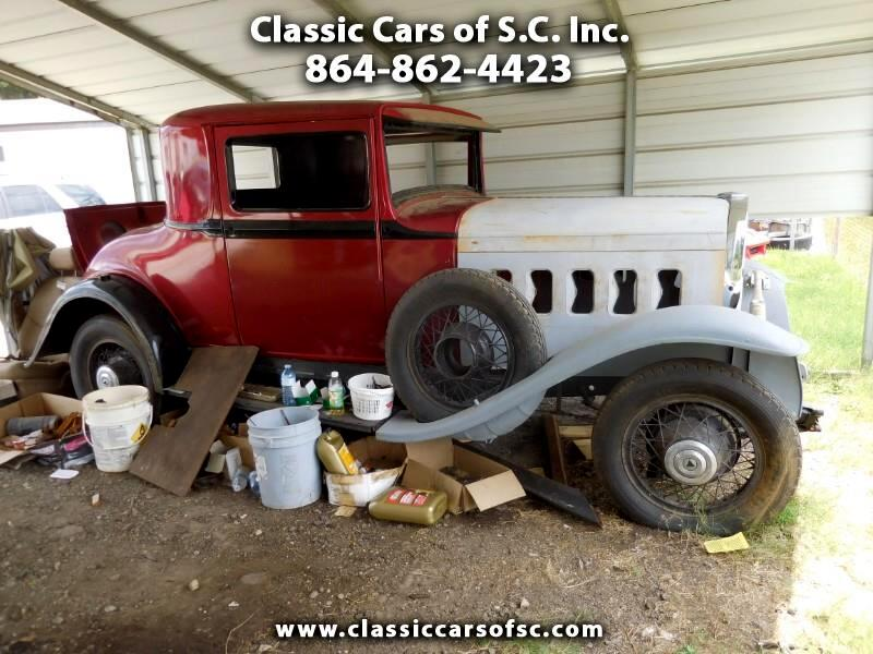 1930 Hudson 112