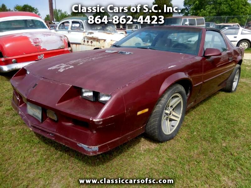 1983 Chevrolet Camaro Base