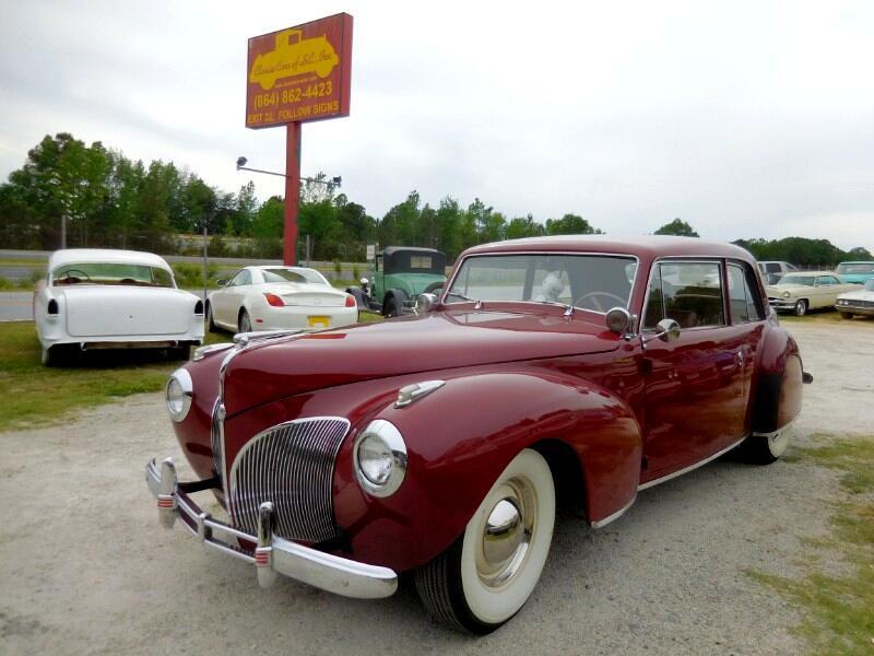 Lincoln Continental  1941