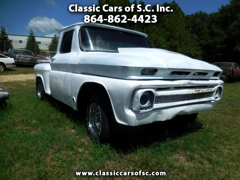 1966 Chevrolet C/K 10 Regular Cab 2WD