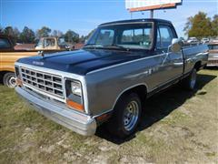 1984 Dodge D150