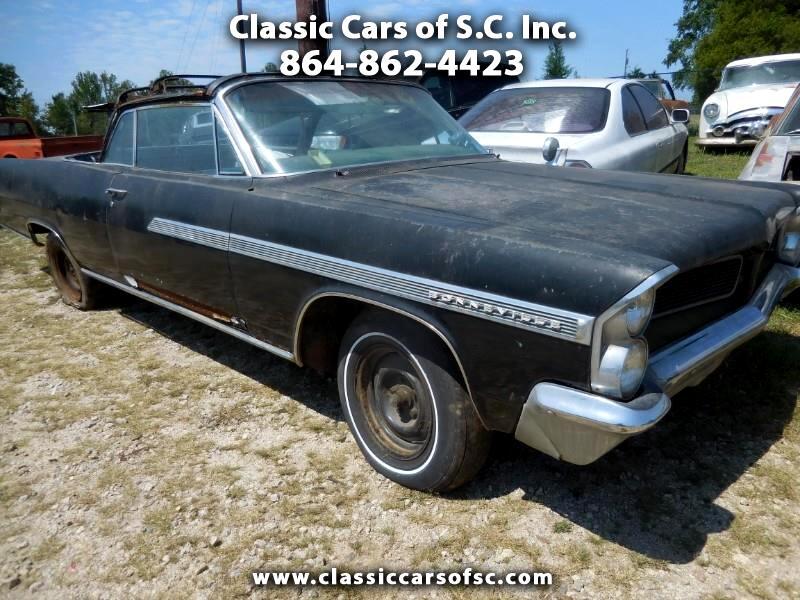 Pontiac Bonneville  1963