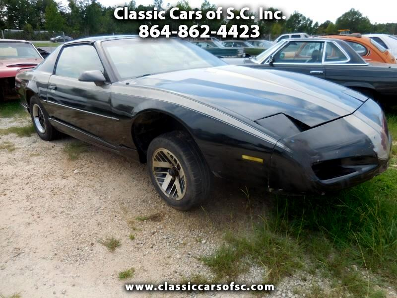 Pontiac Firebird Formula Coupe 1992