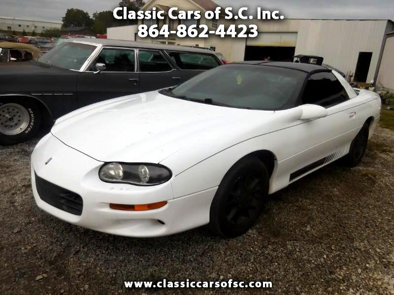 Chevrolet Camaro Coupe 2002