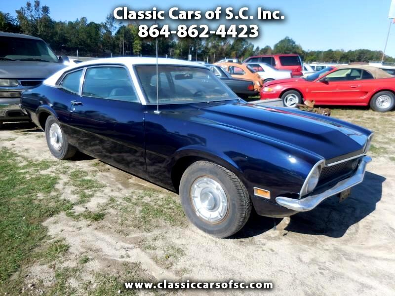 1972 Ford Maverick 2 door