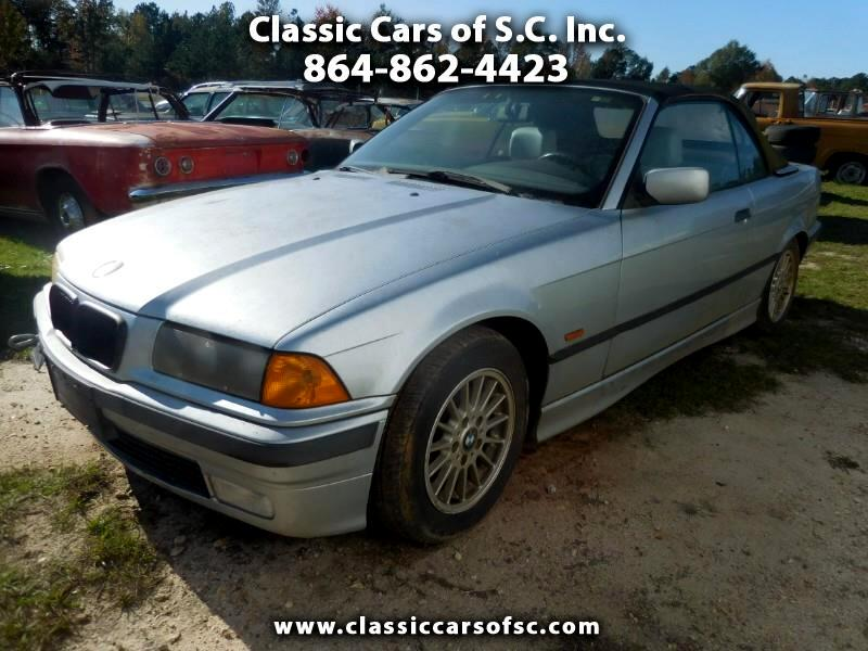 BMW 3-Series 328iC 1997