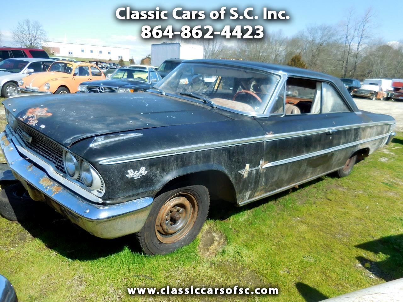 Ford Galaxie 500/XL  1963