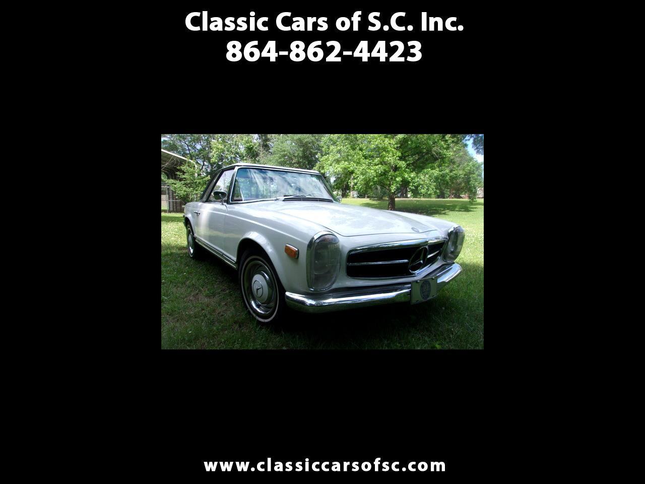 Mercedes-Benz 230SL  1963