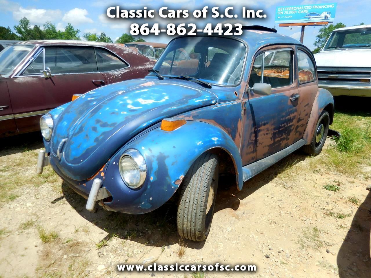 Volkswagen Beetle Base 1974